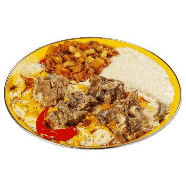 بادية لحم Lamb Badya