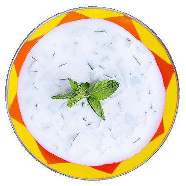 سـلـطة زبادي Yogurt salad