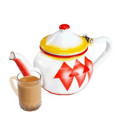 شاي بالحليب Tea with Milk