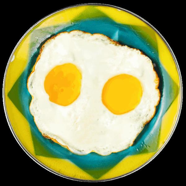 بيض عيون