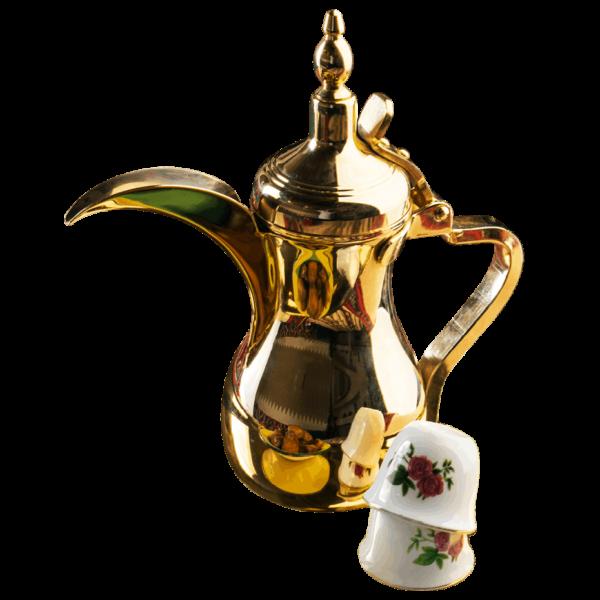 دلة قهوة عربية