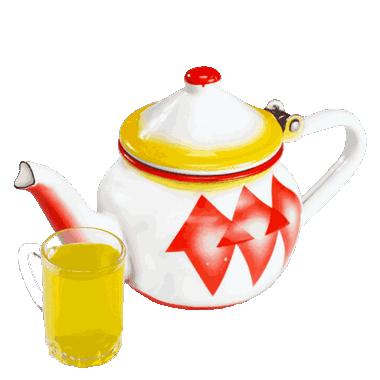 Ginger-with-saffron-زنجبيل-بالزعفران