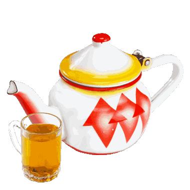 Green tea شاي اخضر