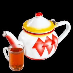 شاي احمر