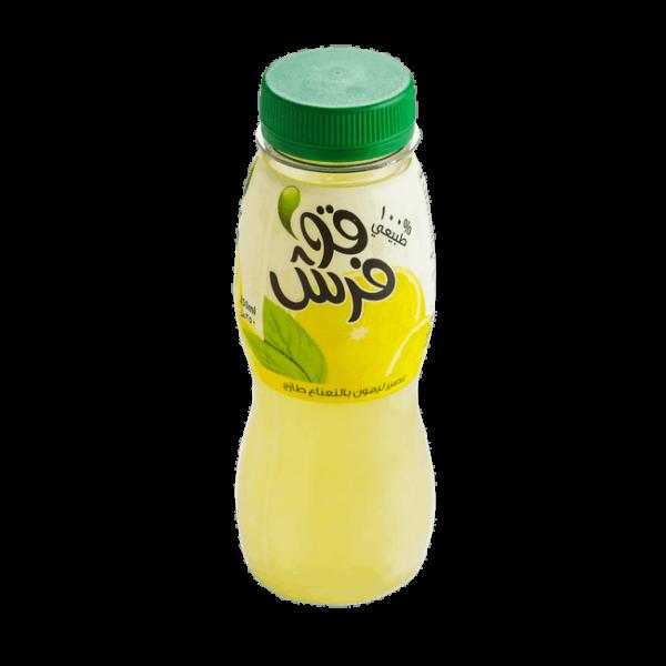 عصير ليمون بالنعناع